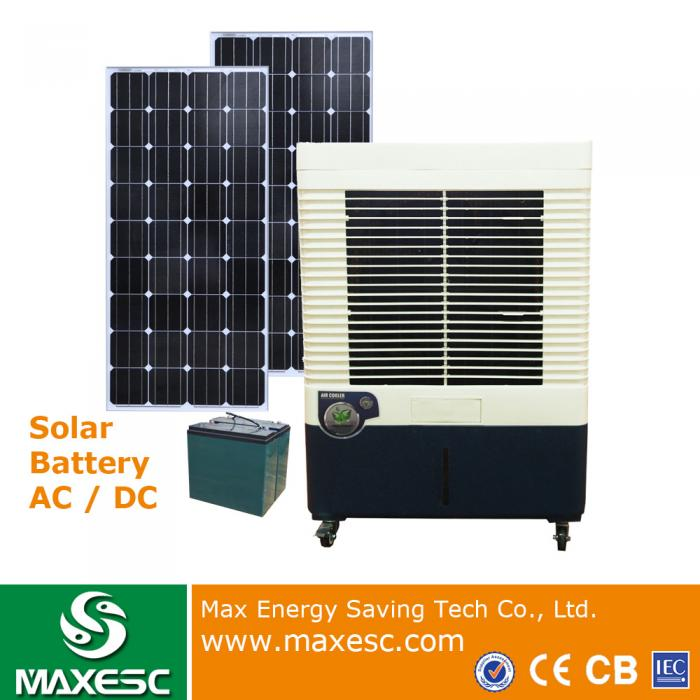 Solar Battery DC Air cooler