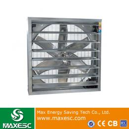 48 inch 1100HE Wall mounted greenhouse fan