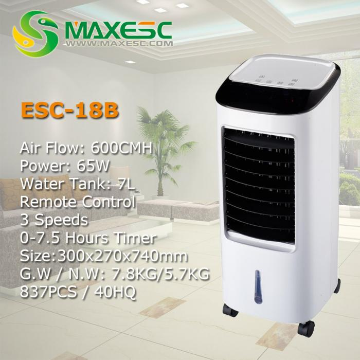 New Product ESC-15BN Upgraded Version Room Air Cooler