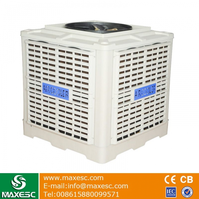 Maxesc Industrial Swamp Air Cooler With 30000 CMH Airflow-Product Center-Maxesc